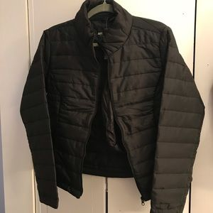 NWT Miss London Slim puffer jacket